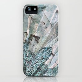 Beauty and the thief iPhone Case