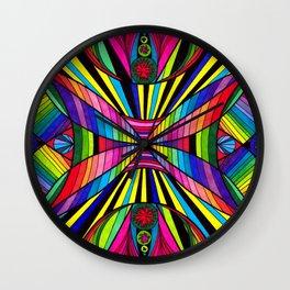 117 Wall Clock