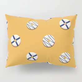 Pow-Pow + Sailor Pillow Sham