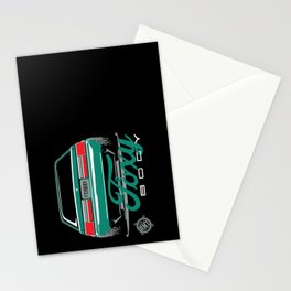 Foxy Body Stationery Cards