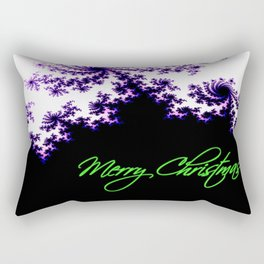 Stars for a Bright Christmas Rectangular Pillow