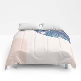 Mid-Century Candy Tropical pt.03 #society6 #tropical Comforters
