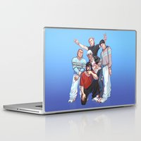 boys Laptop & iPad Skins featuring Kirkwall Boys by VIKTOPIA