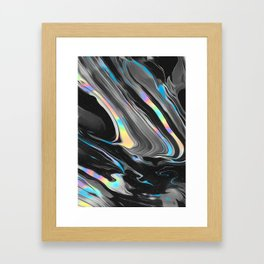 SOBER Framed Art Print