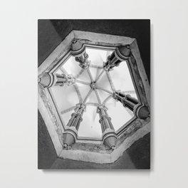The roof Metal Print
