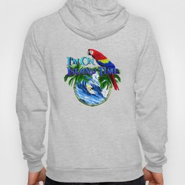 Island Time Surfing Hoody