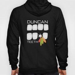 Duncan Teeth Hoody