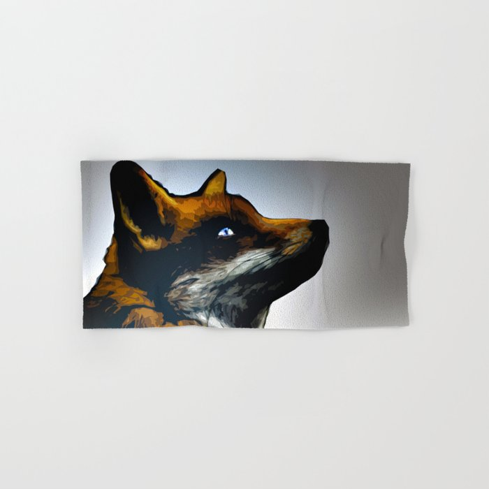 Fox Hand & Bath Towel