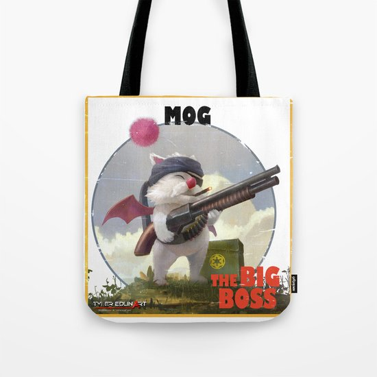 Retro Big Boss Promo  Tote Bag