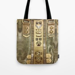 Eagle Leather Fashion Case Tote Bag