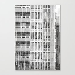 Places I've Lived Series - 3 Canvas Print