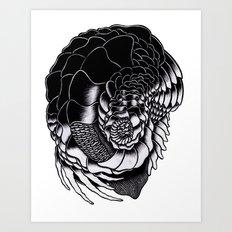 Sights Unseen Art Print