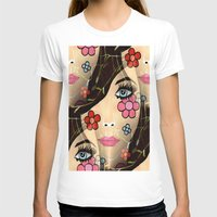 blossom T-shirts featuring Blossom by Sartoris ART