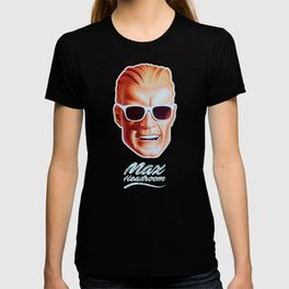 Max Headroom - TV Shows T-shirt