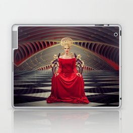 Queen of red Laptop & iPad Skin