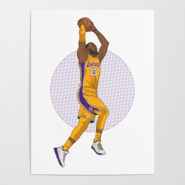 LAbron Poster