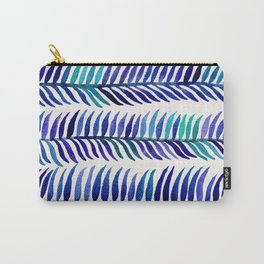 Indigo Seaweed Carry-All Pouch