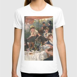 Luncheon of the Boating Party by Renoir T-shirt