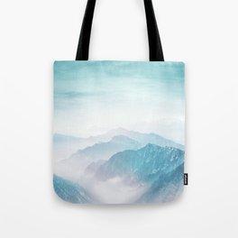 Pastel landscape 04 Tote Bag