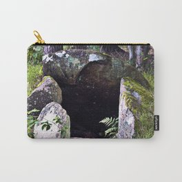 Megalithic Grave in Henneby in Denmark - Westjutland Carry-All Pouch