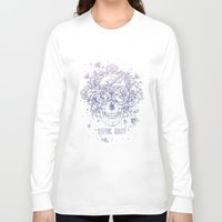 sleeping beauty Long Sleeve T-shirts featuring Sleeping Beauty by DiMary