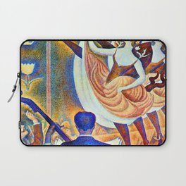 Georges Seurat Can Can Laptop Sleeve