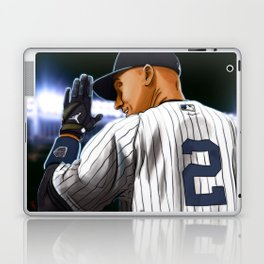 Jeter Laptop & iPad Skin
