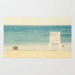 Lake Ontario Beach Rug