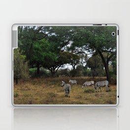 Zebras. Laptop & iPad Skin