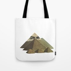 Peeramid Tote Bag