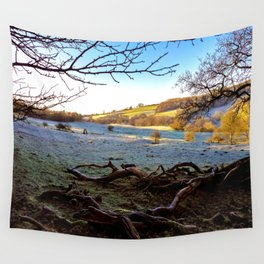 Beauty to Behold. Wall Tapestry