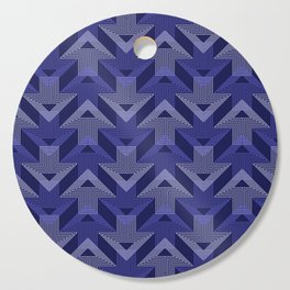 Op Art 99 Cutting Board