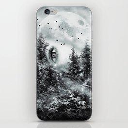 The Watcher iPhone Skin