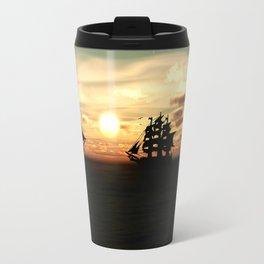 Seefahrt Begegnungen Travel Mug