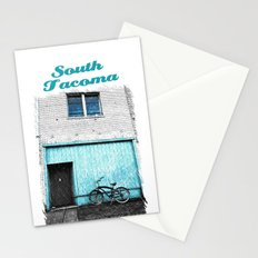 South Tacoma apartment Stationery Cards