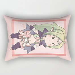 Chibi Nowi Rectangular Pillow