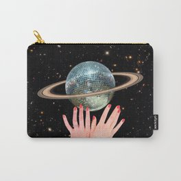 Saturn Disco Carry-All Pouch