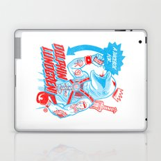 A Juicebox for Dolphin Lundgren Laptop & iPad Skin