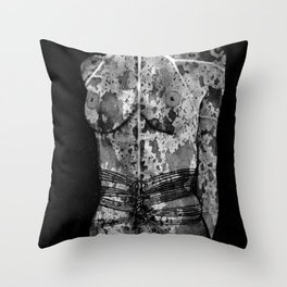 Birthmark Throw Pillow