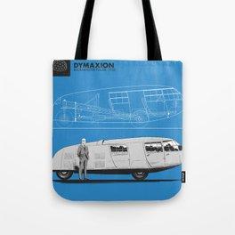 Dymaxion Tote Bag