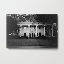 Historic Southern Home Metal Print