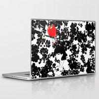 valentine Laptop & iPad Skins featuring Valentine by Priscilla Moore