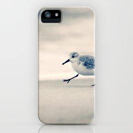 Just Keep Walking iPhone Case