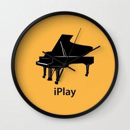 iPlay Wall Clock