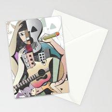 Musika Artem Vitae Stationery Cards