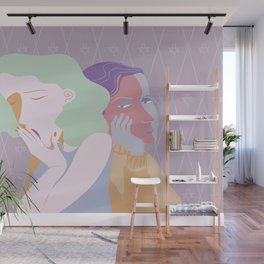 DISCONNECT Wall Mural