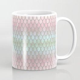 Pretty Mermaid Scales 19 Coffee Mug