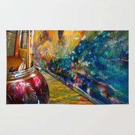 Canvas-Art-timeline Rug