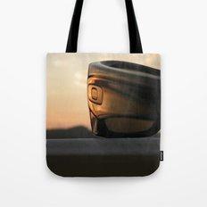 Oakley sunset Tote Bag