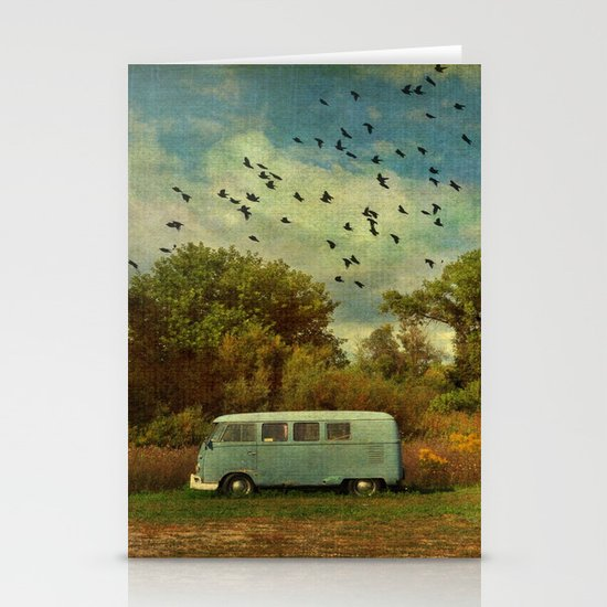 Road Trip Stationery Cards